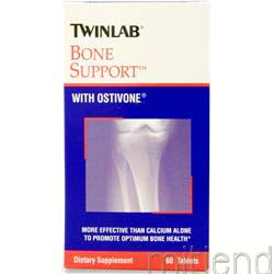 Bone Support With Ostivone 60 tabs TWINLAB