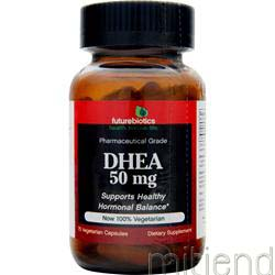 DHEA 50mg 75 caps FUTUREBIOTICS