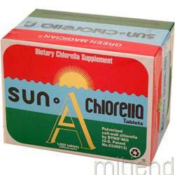 Sun Chlorella Granules G-1 20 pckt SUN CHLORELLA