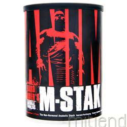 Animal M-Stak 21 pckts UNIVERSAL NUTRITION