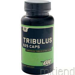 Tribulus 625 50 caps OPTIMUM NUTRITION