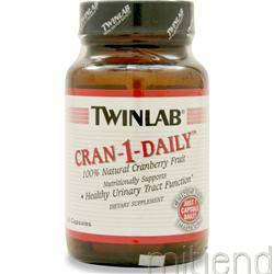 Cran-1-Daily 30 caps TWINLAB