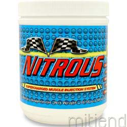 Nitrous 10 58 oz SYNTRAX