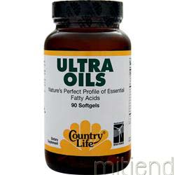Ultra Oils 90 sgels COUNTRY LIFE