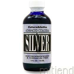 Advanced Colloidal Silver 4 fl oz FUTUREBIOTICS