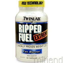 Ripped Fuel Extreme - Fat Burner 60 caps TWINLAB