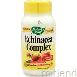 Echinacea Complex 100 caps NATURE'S WAY