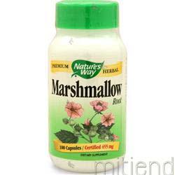 Marshmallow Root 100 caps NATURE'S WAY