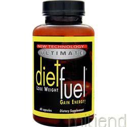 Ultimate Diet Fuel 60 caps TWINLAB