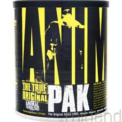 Animal Pak 15 pckts UNIVERSAL NUTRITION