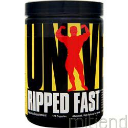 Ripped Fast 120 caps UNIVERSAL NUTRITION