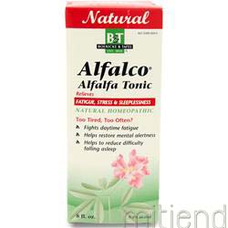 Alfalco - Alfalfa Tonic 8 fl oz BOERICKE AND TAFEL