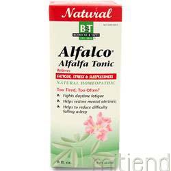 Alfalco - Alfalfa Tonic 8 fl oz BOERICKE AND TAFEL