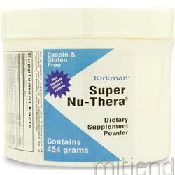 Super Nu-Thera Powder Orange 454 grams KIRKMAN