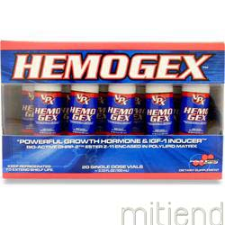 Hemogex 20 vials VPX SPORTS