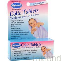 Colic Tablets 125 tabs HYLANDS HOMEOPATHIC