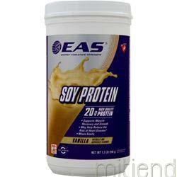 AdvantEdge HP Soy Protein Vanilla 20 7 oz EAS