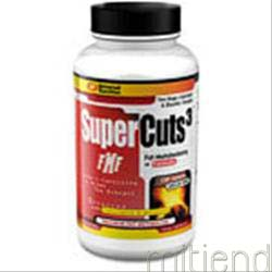 Super Cuts 3 130 tabs UNIVERSAL NUTRITION