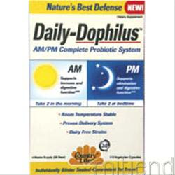 Daily-Dophilus 112 caps COUNTRY LIFE