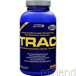 TRAC - Time Released Arginine/Creatine Orange 425 gr MHP