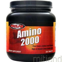 Amino 2000 150 tabs PROLAB NUTRITION