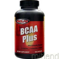 BCAA Plus 180 caps PROLAB NUTRITION