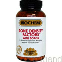 Bone Density Factors with Boron 200 tabs BIOCHEM