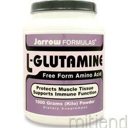 L-Glutamine Powder 1000 gr JARROW