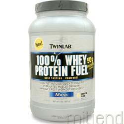 100% Whey Protein Fuel Vanilla Slam 2 lbs TWINLAB