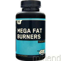 Mega Fat Burner Tabs 60 tabs OPTIMUM NUTRITION