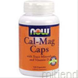 Cal-Mag Caps 120 caps NOW