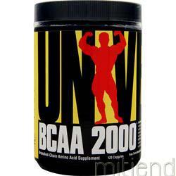 BCAA 2000 120 caps UNIVERSAL NUTRITION