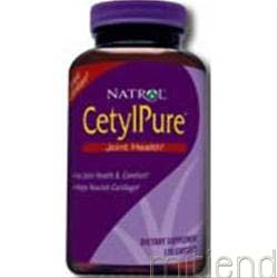 CetylPure Joint Health 120 caps NATROL