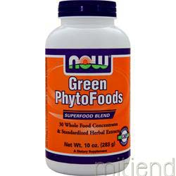 Green PhytoFoods Powder 10 oz NOW