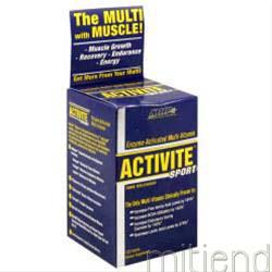 Activite Sport Multi-Vitamin 120 tabs MHP