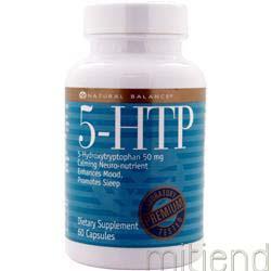 5-HTP 60 caps NATURAL BALANCE
