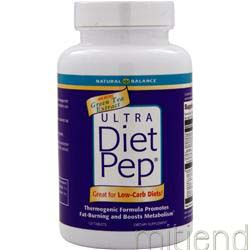 Ultra Diet Pep 120 tabs NATURAL BALANCE