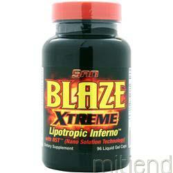 Blaze Xtreme 96 sgels SAN