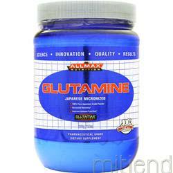 Micronized Glutamine Powder 400 gr ALLMAX NUTRITION
