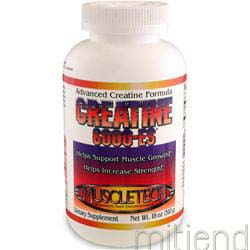 Creatine 6000-ES 510 gr MUSCLETECH