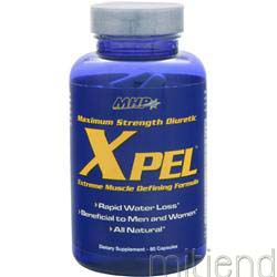Xpel - Maximum Strength Diuretic 80 caps MHP