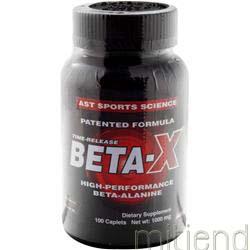 BETA-X 100 cplts AST
