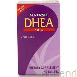 DHEA 10mg 30 tabs NATROL
