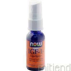 IGF-1 plus LipoSpray 1 fl oz NOW