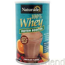 100% Whey Protein Chocolate 14 oz NATURADE