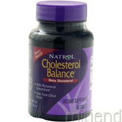 Cholesterol Balance 60 tabs NATROL