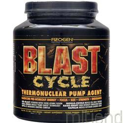 BLAST Cycle Fruit Punch 2 3 lbs FIZOGEN