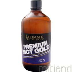 Premium MCT Gold 33 8 oz ULTIMATE NUTRITION
