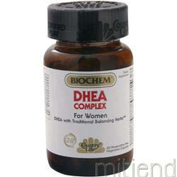 DHEA Complex for Women 60 caps BIOCHEM