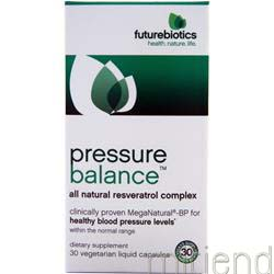 Pressure Balance 30 caps FUTUREBIOTICS